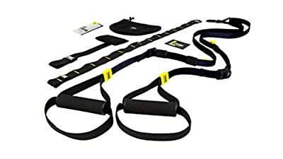 TRX Training GO Suspension Trainer Kit, Ideal For Workouts Indoors & Out