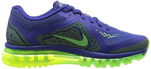 Nike Mens Air Max 2014 Dp Ryl Blue / Elctrc Grn / Vlt / Blk