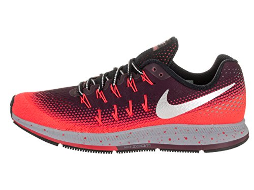 new concept 391f7 929d2 on sale Nike Men s Air Zoom Pegasus 33 Shield Running Shoe
