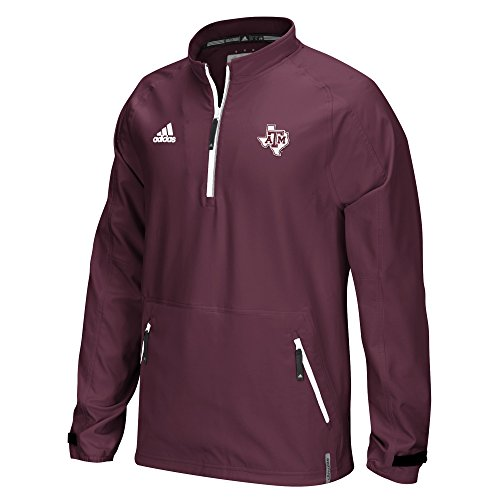 Zip Pullover Sidelines Jacket - 7
