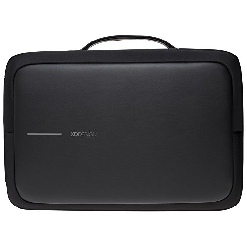XD Design Bobby Bizz Anti-Theft Laptop Backpack & Briefcase w/ USB (Unisex bag),