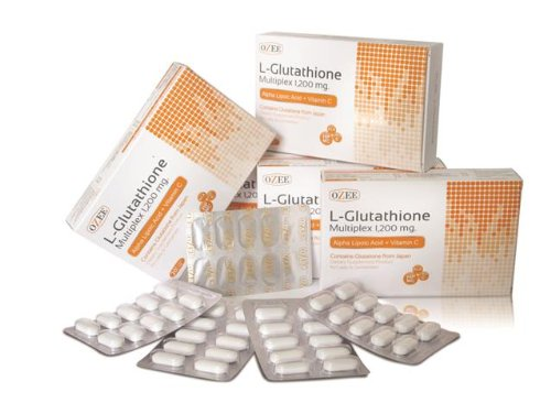 2-box-ozee-l-glutathione-multiplex-1200-mg-aura-helps-the-skin-to-reduce-dark-spots-and-freckles