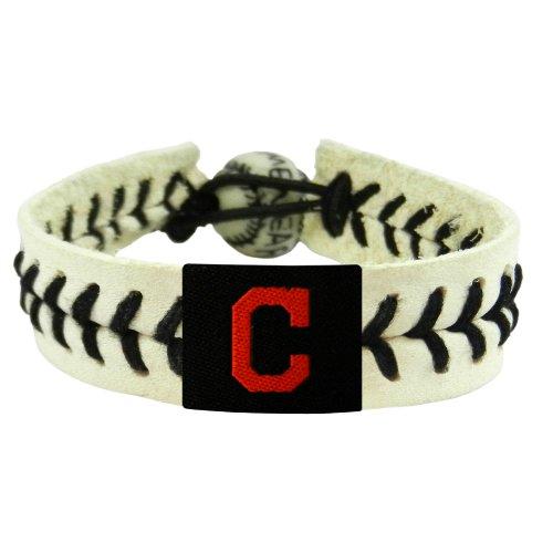MLB Cleveland Indians C Logo Genuine Baseball - Indians Logo Baseball
