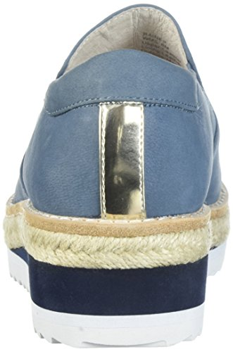 Kenneth Outsole Sporty New Indigo Cole with Espadrille Slip Women's York on Platform Oxford Rainer rrAP4xgwq