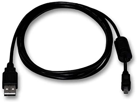 Ladekabel Datenkabel USB für Panasonic Lumix DMC ZS19  BLITZVERSAND ✔ OT7
