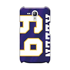 Shock-Absorbing Hard Phone Cases For Samsung Galaxy S3 Mini (Ewu1767jaIG) Customized Lifelike Minnesota Vikings Pictures