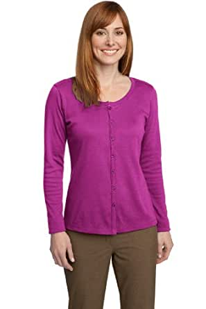 Port Authority Women's Port Authority Ladies Silk Touch S Bright Berry