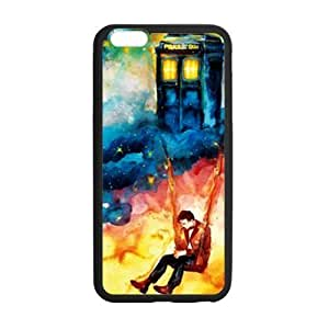 Colorful Cute Hot Tardis DOCTOR WHO Custom Case Cover for iPhone6 Plus 5.5 by Maris's Diary