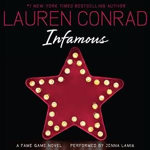 Infamous Audiobook