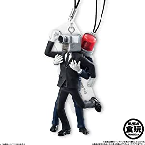 (仮) NO MORE 映画泥棒 コレクション フィギュア 10個入 BOX (食玩・ガム)