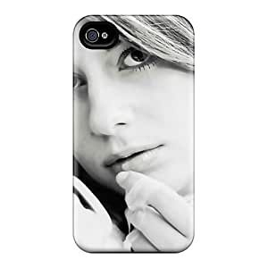 New Cute Funny Silence Case Cover/ Iphone 4/4s Case Cover