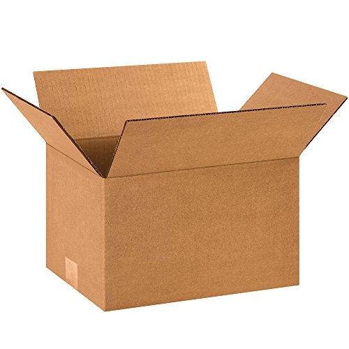 BOX USA B1297100PK Corrugated Boxes, 12