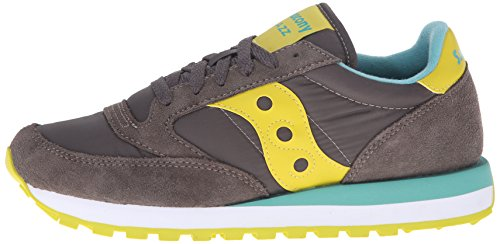 Saucony Sneakers Charcoal/Lime