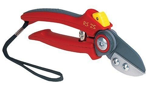 DistiKem(TM) WOLF-Garten Comfort Anvil Pruner for Large Hands 7300000 (Wolf Garten Anvil)