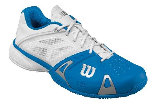 Wilson Rush Pro CC WRS316820E065 Herren Tennisschuhe Blau (Pool)