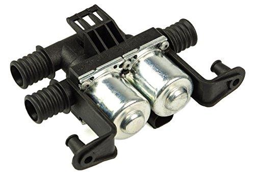 - TOPAZ 64116906652 3-Way Heater Control Valve Solenoid for BMW E60 E61 E63 E65 E53 X5