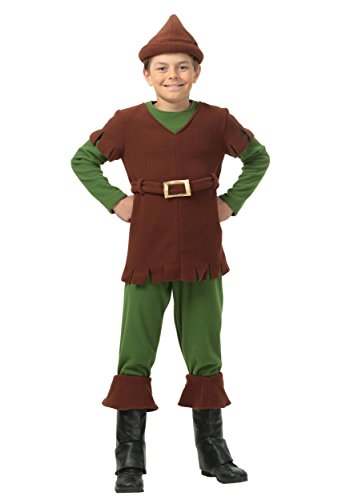 Fun C (Robin Hood Costume Childrens)