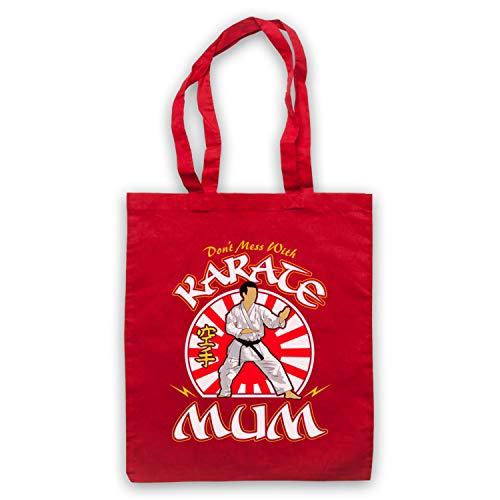 Martial Don't With Rojo Karate Clothing Arts My Icon Mess Art Bolso Mum amp; Expert IxzfR