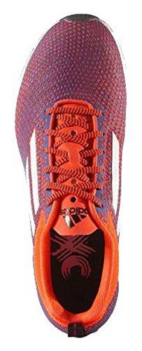 adidas XCS 6 W - Zapatillas para mujer Naranja / Blanco / Azul