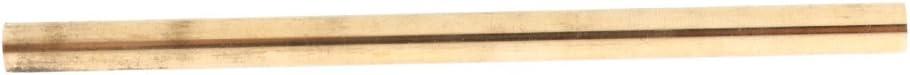7mm perfektchoice 4 // Diameter 4mm to 12mm 8 Sizes Solid Brass Round Bar Rod Brass Lathe Bar Stock
