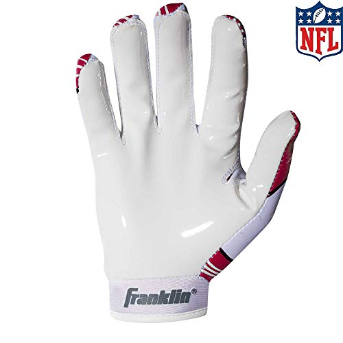 f9221275b017 NFL Arizona Cardinals Youth Receiver Gloves