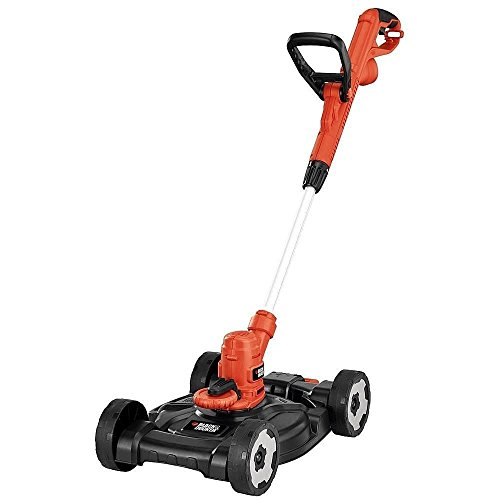 NEW!! Electric Lawn Mower Trimmer Edger 3 in 1 Cordless Battery Operate Yard US .#GH45843 3468-T34562FD7759 by Nessagro