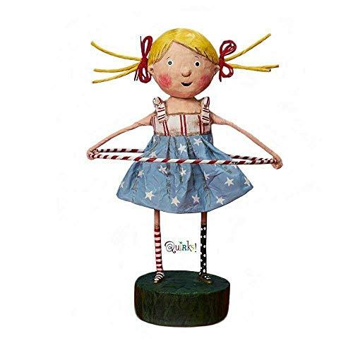 "Lori Mitchell Twist & Shout Figurine 5.5"""