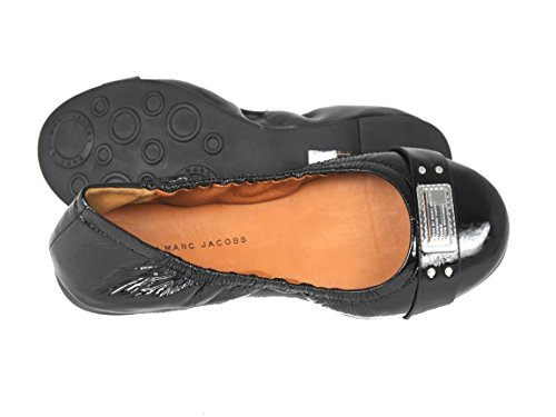 Marc Jacobs Damenschuhe Ballerinas Shoe 635099 Schwarz