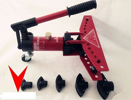10 T 1 inch Hydraulic tube bending machine,tube - Pipe Bender Machine