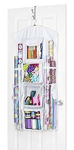Whitmor 6129-5344 Gift Wrap Organizer