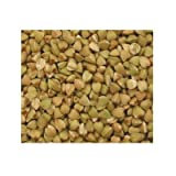 Bulk Grains, 100% Organic Raw Buckwheat Groats, Bulk, 25 Lbs