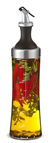 Cuisinox Herb Infusion Bottle, 550ml, Black