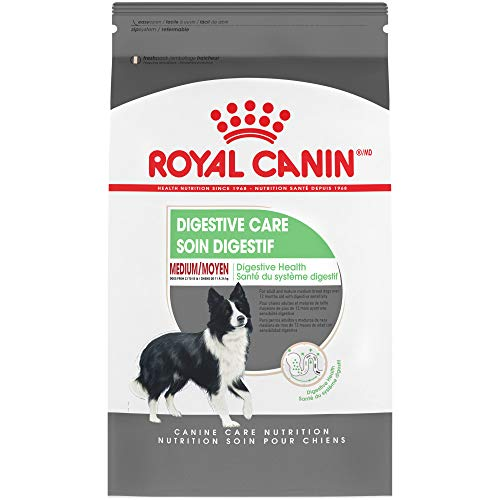 Royal Canin Medium Sensitive Digestion dry dog food, 5.5-Pound