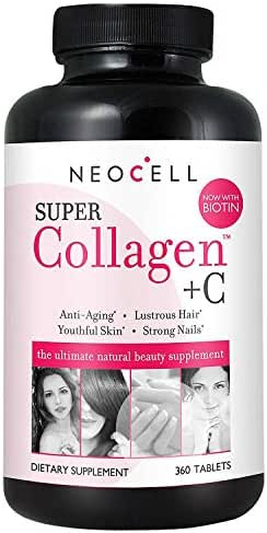 AS Collagen +C (360 Count) (Pack of 2)