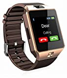 Royzon Padraig Bluetooth DZ09 Camera & SIM Card Support Smartwatch Compatible With Samsung Galaxy Edge 4G