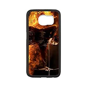 SamSung Galaxy S6 White The Hunger Games phone cases&Holiday Gift