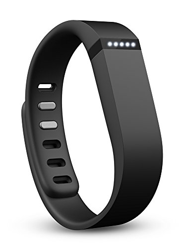 Fitbit FB401BK Flex Wireless Activity  Sleep Wristband Black Small - 5.5 - 6.5 & Large - 6.5 - 7.9