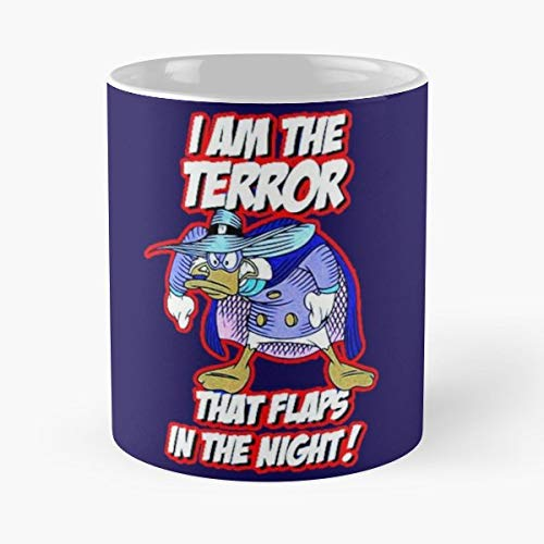 Darkwing Duck Tales Quote Villains - Funny Gifts For Men And Women Gift Coffee Mug Tea Cup White 11 Oz The Best Gift Holidays. -