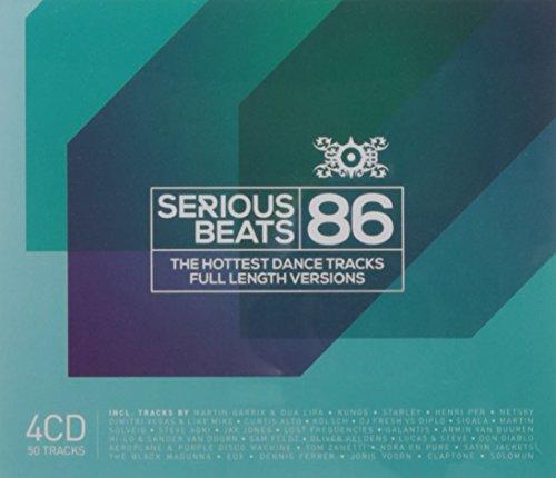VA - Serious Beats 86 - (541630CD) - 4CD - FLAC - 2017 - WRE Download