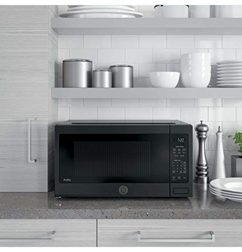 GE PES7227DLBB Microwave Oven by GE (Image #4)
