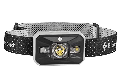 (Black Diamond Strom Headlamp, Aluminum)