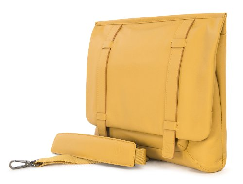 "Tucano Tema borsa in vera pelle per MacBook Air 11"" e notebook 11"""