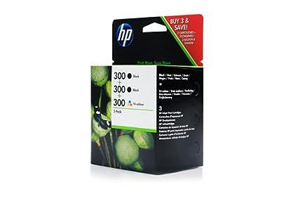 Original de tinta para HP Deskjet D 2530 HP 300 SD518AE - 3 ...