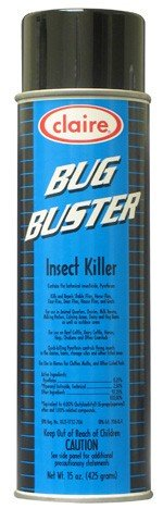 Claire 20 Oz Bug Buster Insect Killer (271) 12/Case by Claire