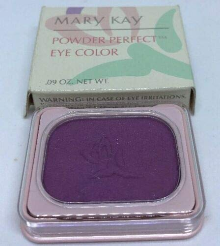 Mary Kay Powder Perfect Eye Color in Exotic Purple #3519