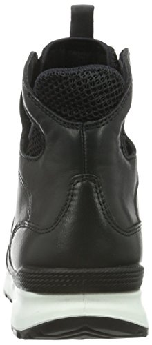 Ecco Damen Cs14 Ladies High-Top Schwarz (BLACK/BLACK 51707)