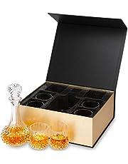 KANARS Whiskey Glasses Set