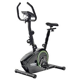 York Exercise Bike – Fitness Bike Home Trainer –...