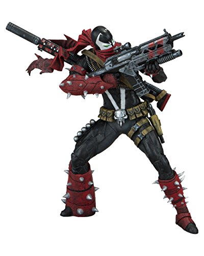 Spawn Costume - McFarlane Toys Commando Spawn Collectible Action