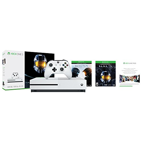 Xbox One S Ultimate Halo Bundle (500GB) for sale  Delivered anywhere in USA